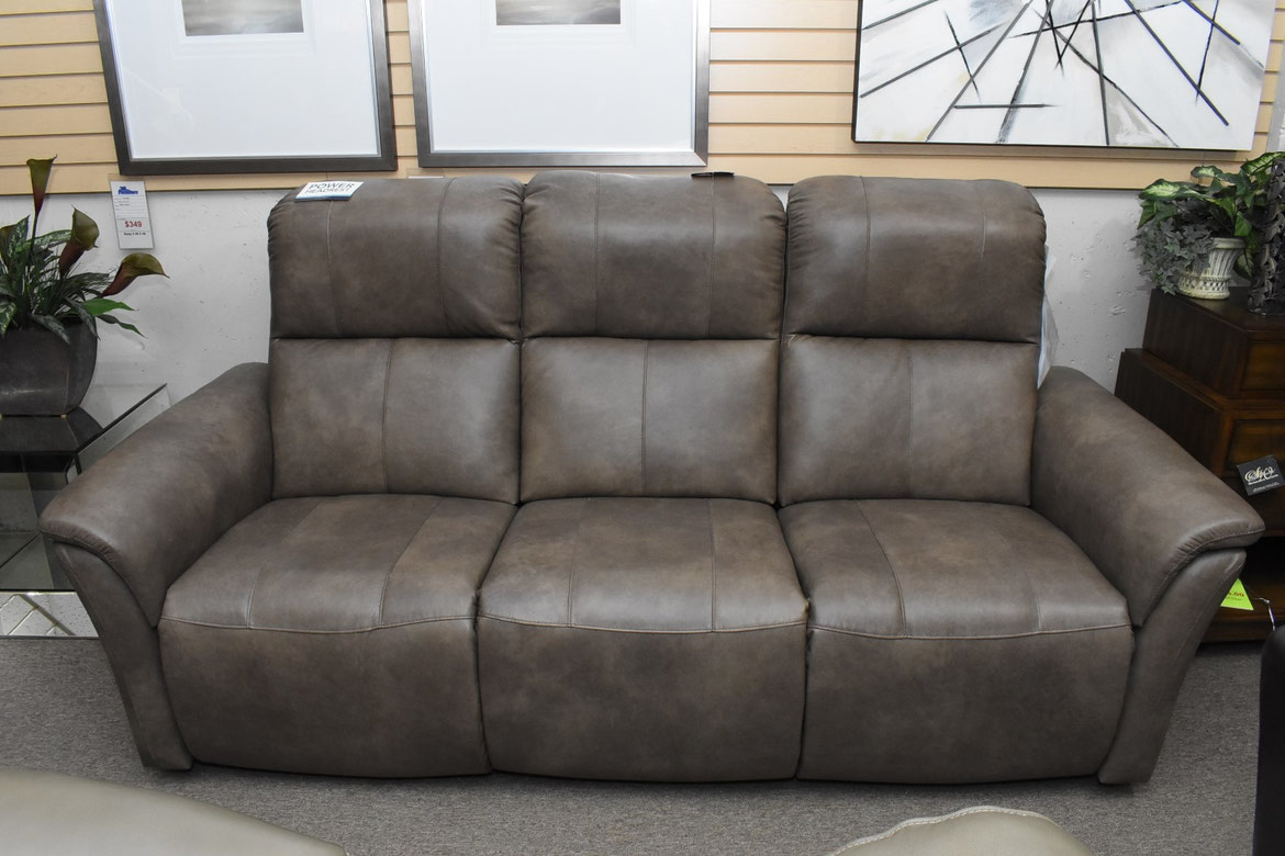 Elran Power Headrest Reclining Sofa